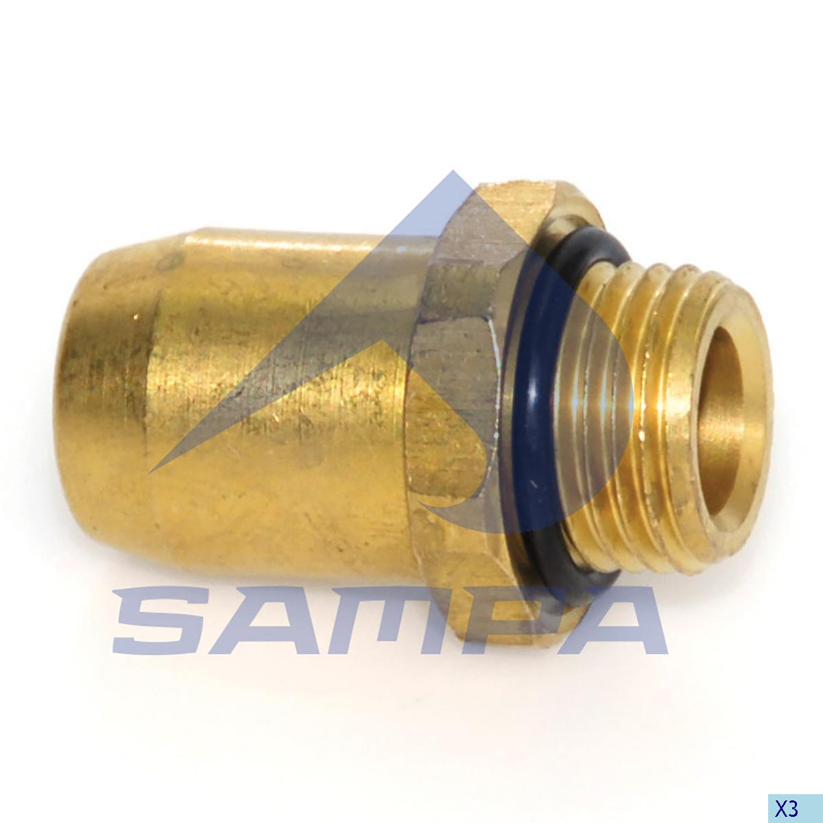 Push in Connector, Universal, Universal Parts