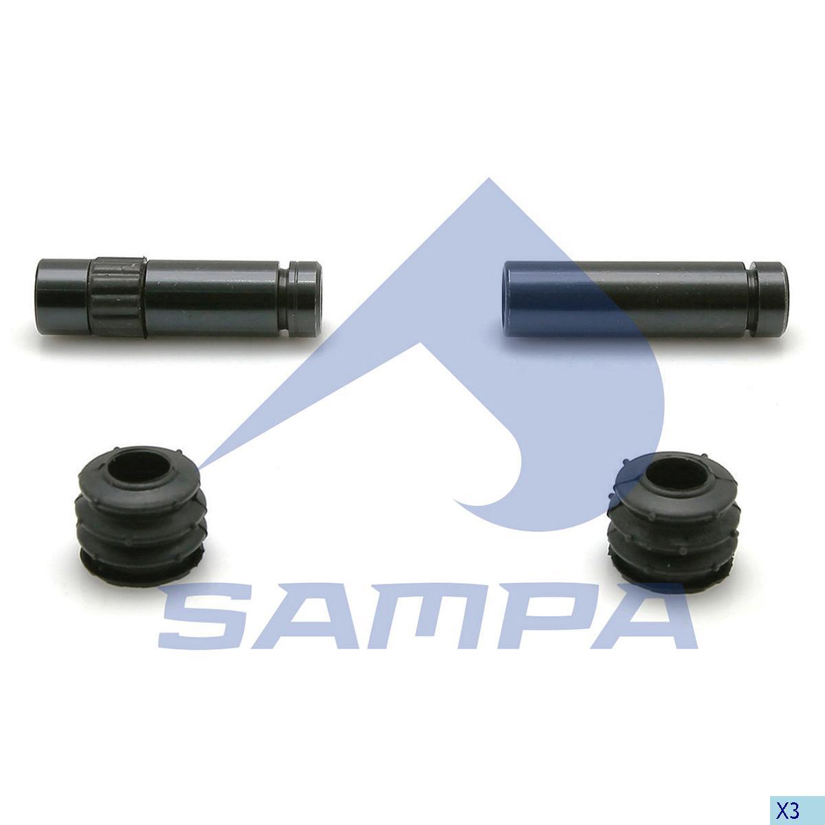 Repair Kit, Brake Caliper, Mercedes, Brake