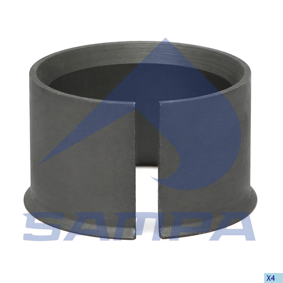 Bushing, Trailer Coupling, Complementary Equipment
