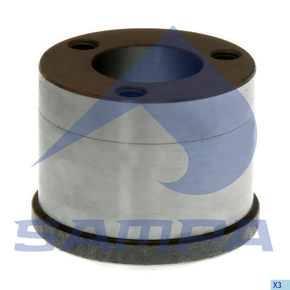 Bushing, Trailer Coupling, Rockinger, Complementary Equipment