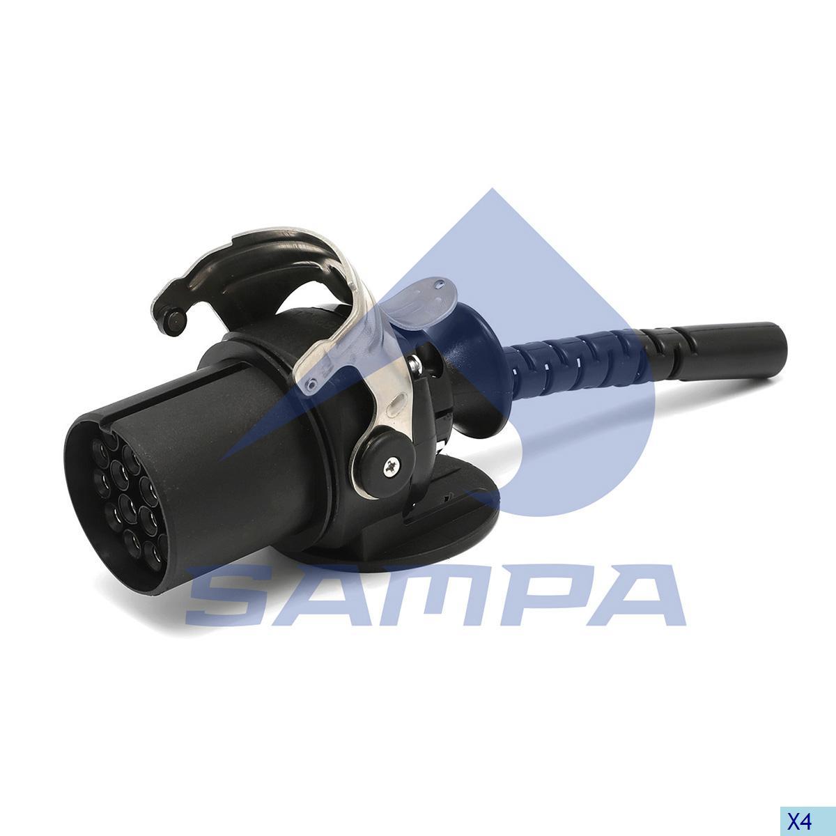 ABS Plug, Brake