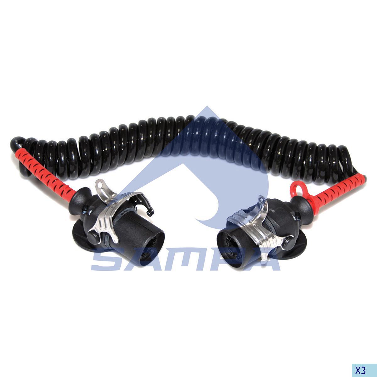 EBS Cable, Universal, Brake