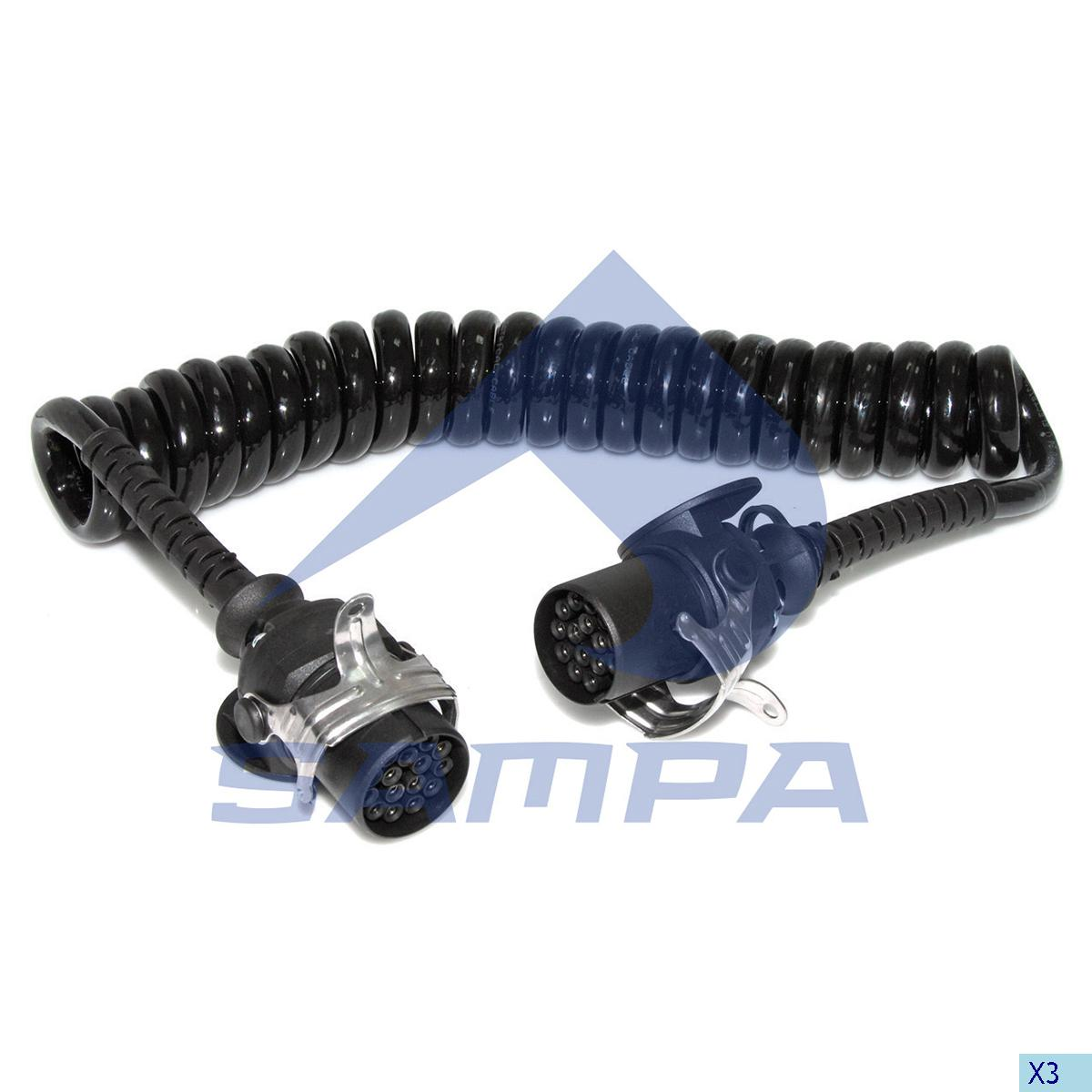 ABS Cable, Brake