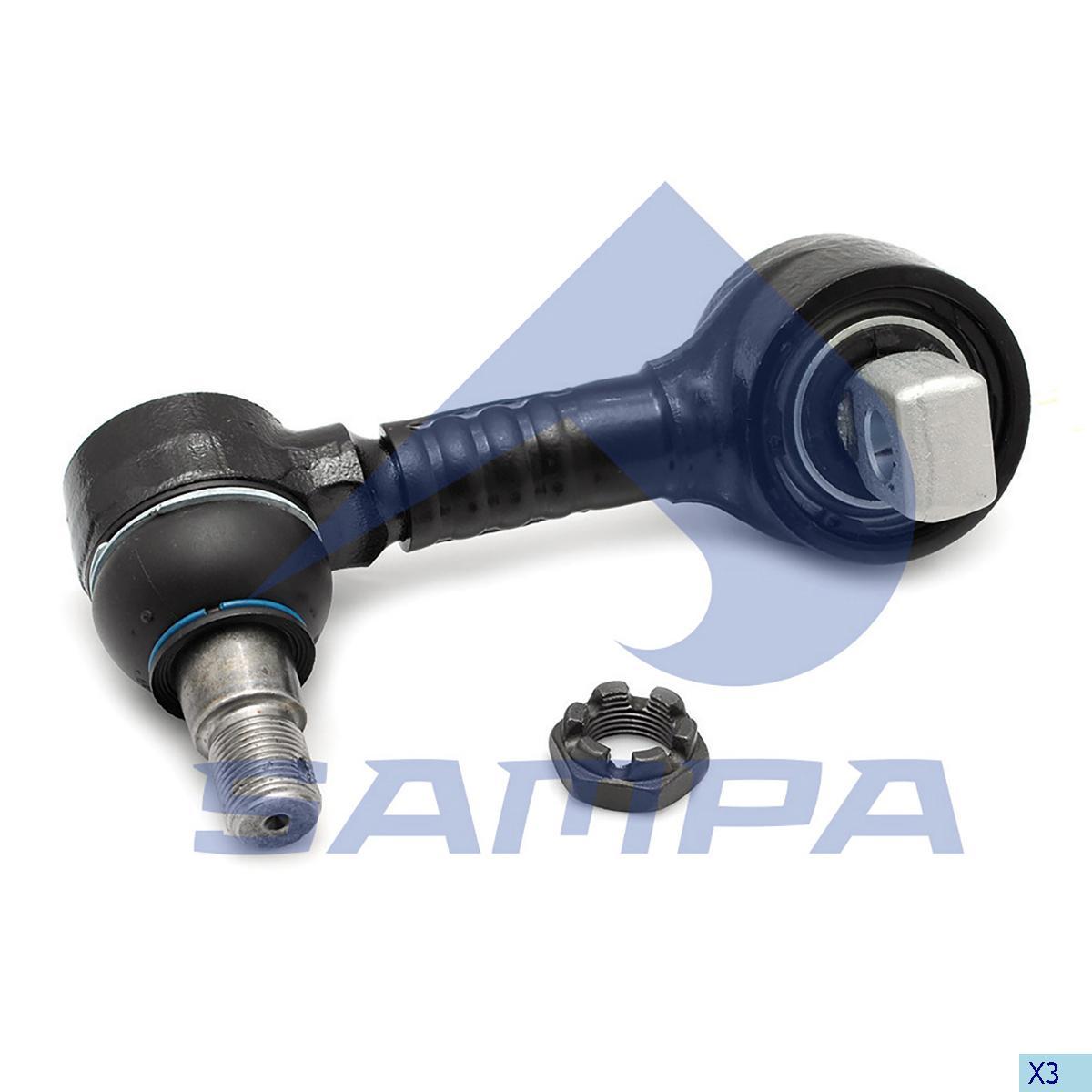 Torque Rod, Scania, Suspension