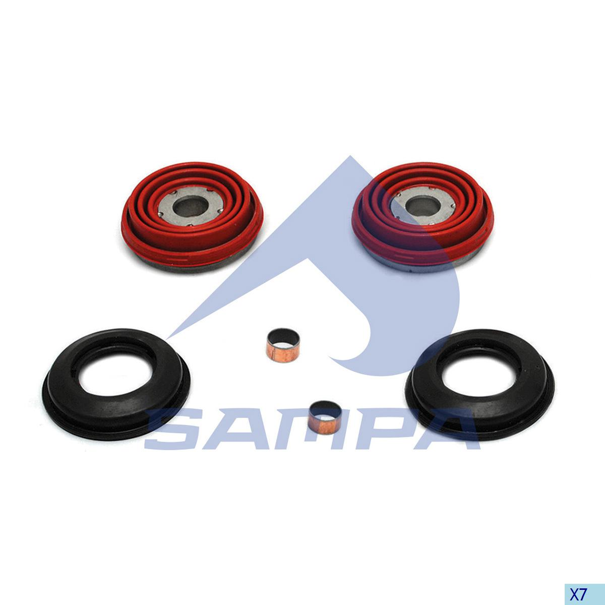 Repair Kit, Brake Caliper, Scania, Brake
