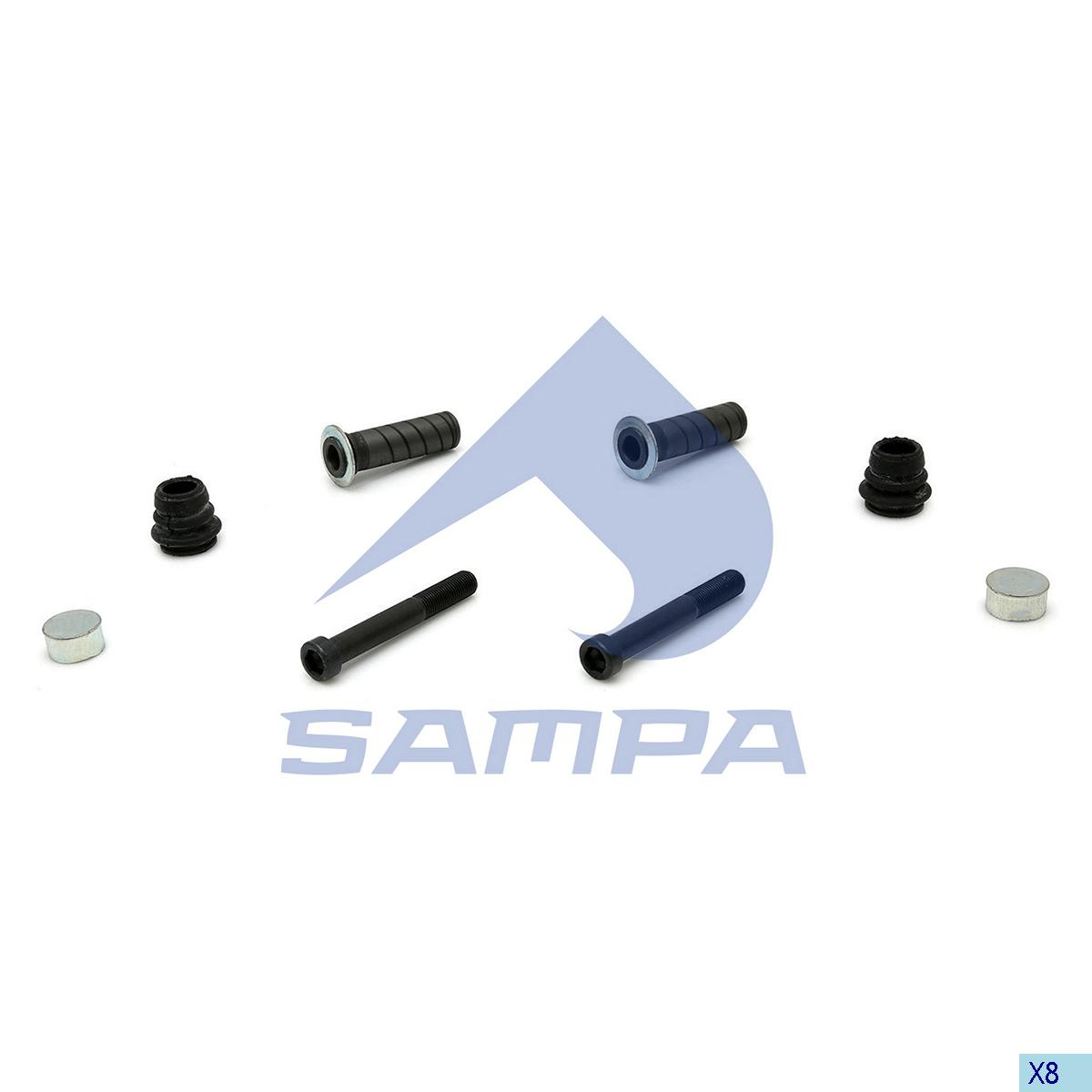 Repair Kit, Brake Caliper, Iveco, Brake