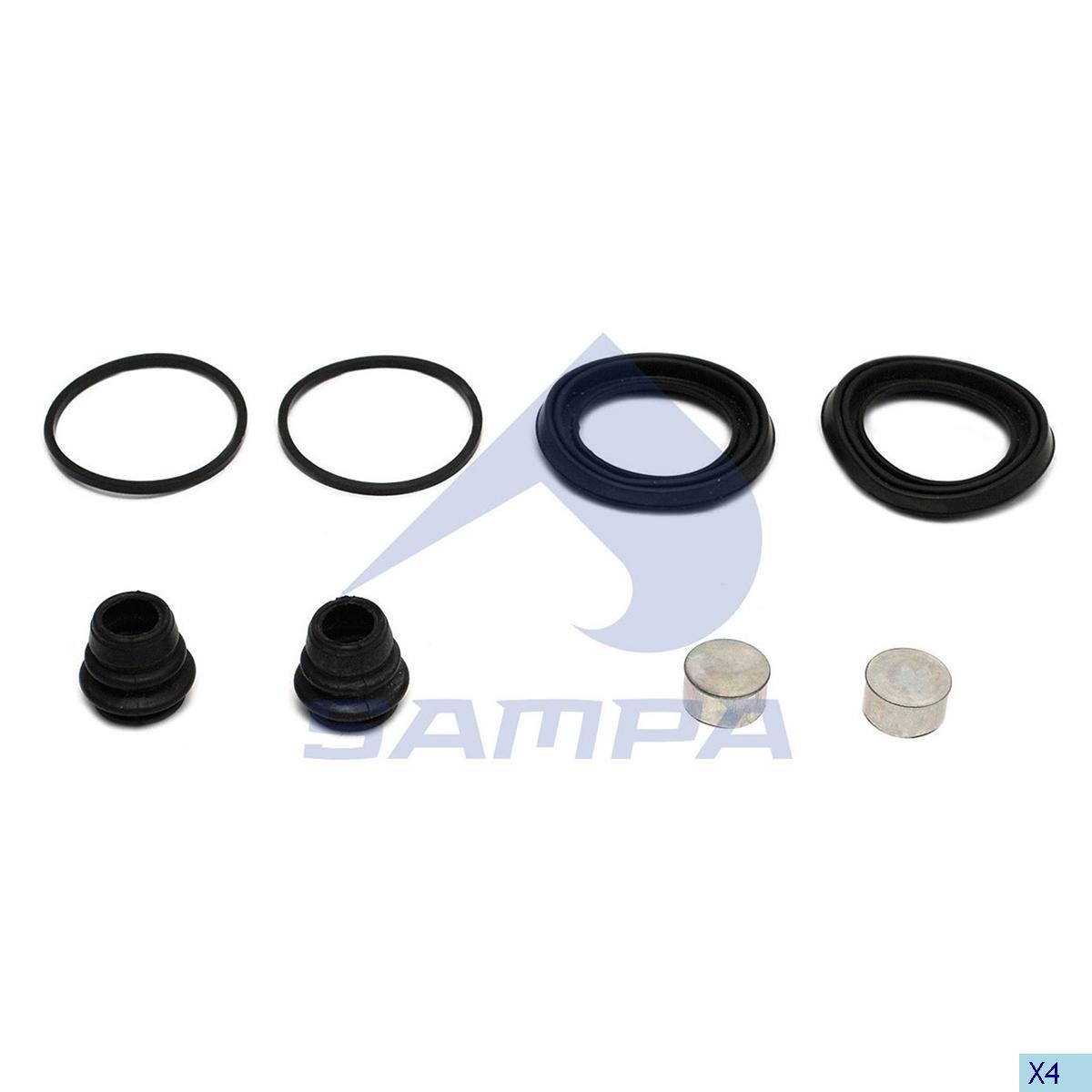 Repair Kit, Brake Caliper, Iveco, Brake