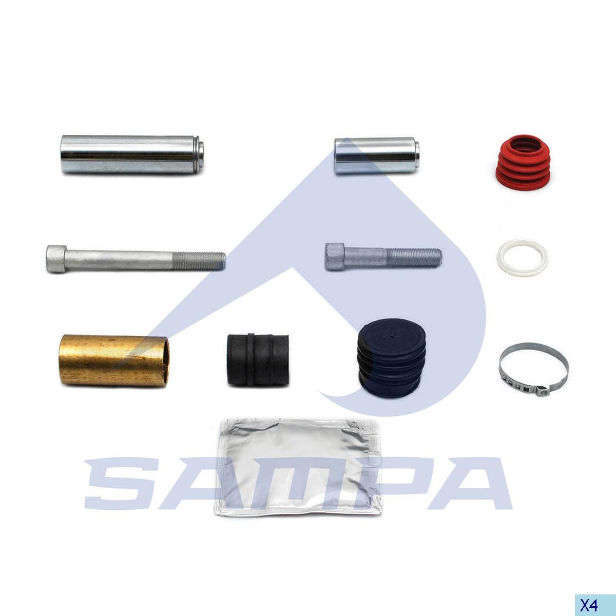 Repair Kit, Brake Caliper, Scania, Brake