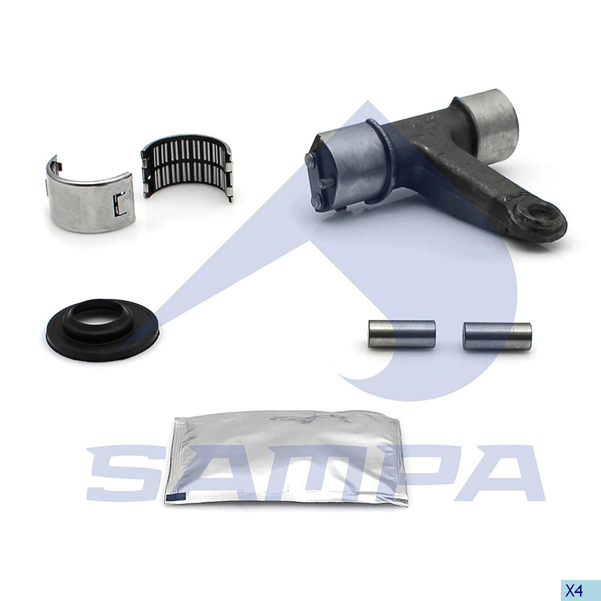 Repair Kit, Brake Caliper, Volvo, Brake