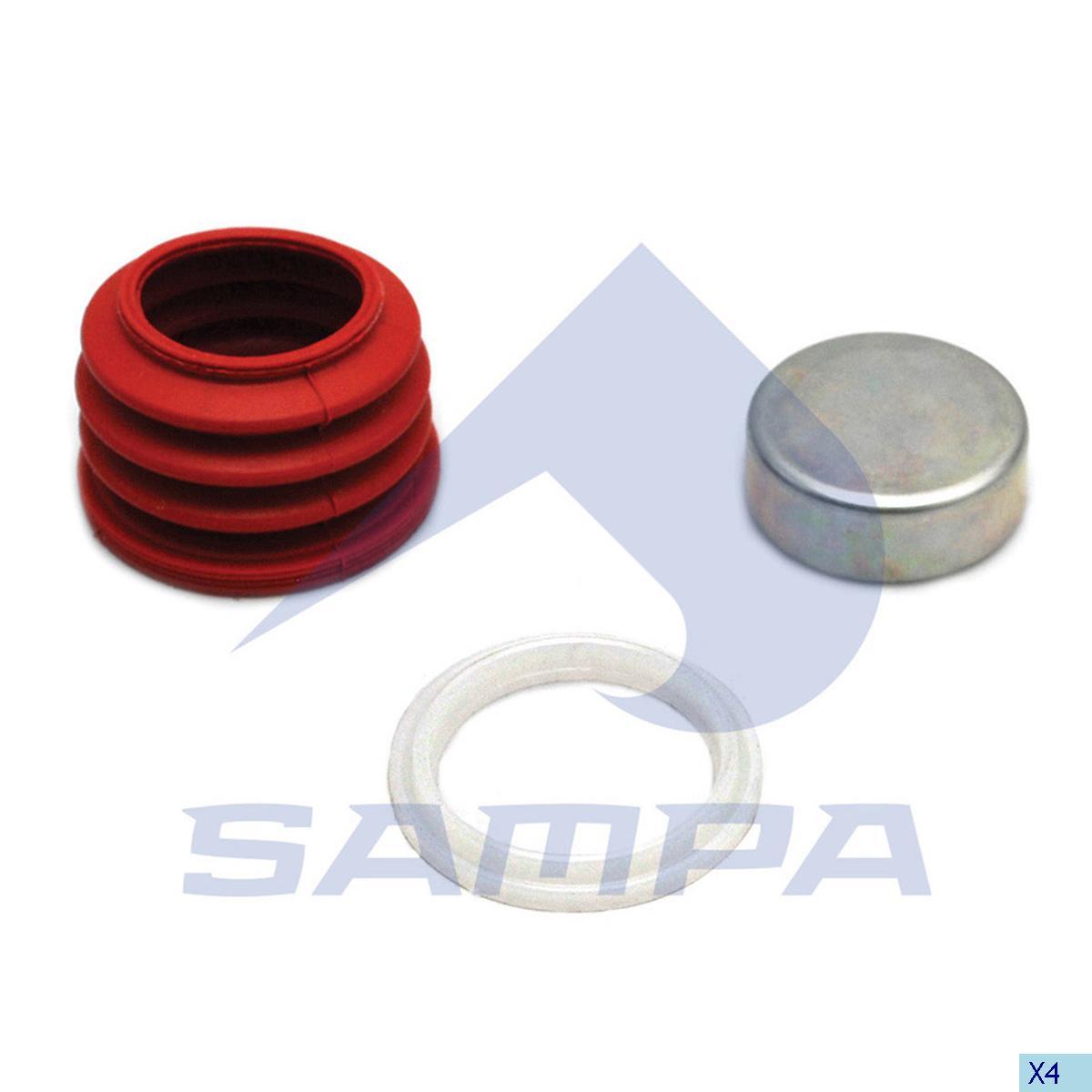 Repair Kit, Brake Caliper, Bergische Achsen, Brake