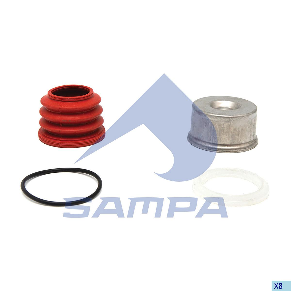 Repair Kit, Brake Caliper, Bergische, Brake