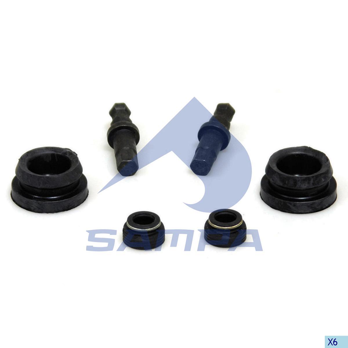 Repair Kit, Brake Caliper, R.V.I., Brake
