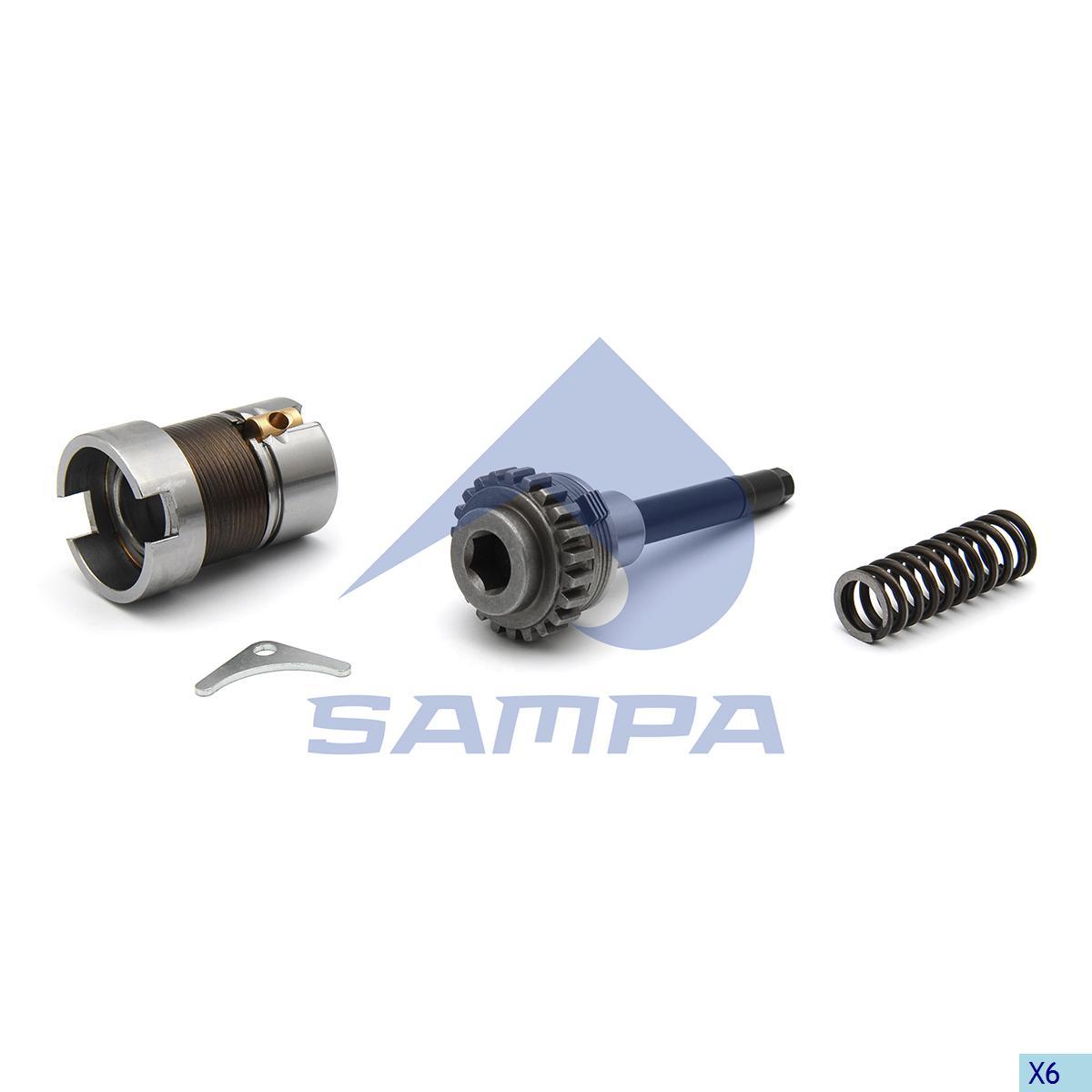 Repair Kit, Brake Caliper, Ror-Meritor, Brake