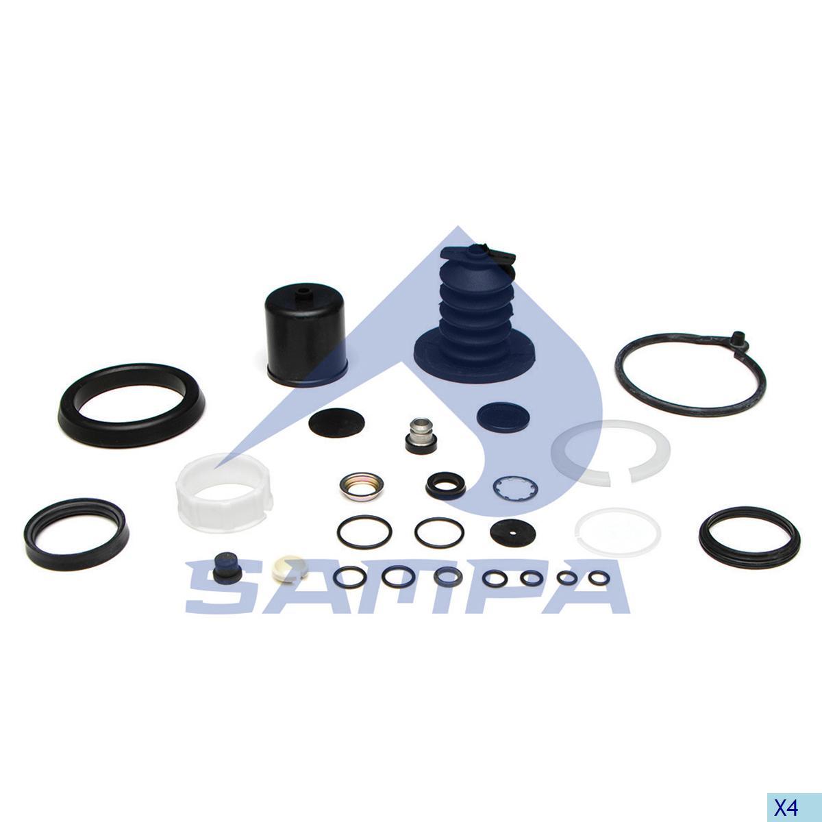 Repair Kit, Clutch Servo, Mercedes, Clutch