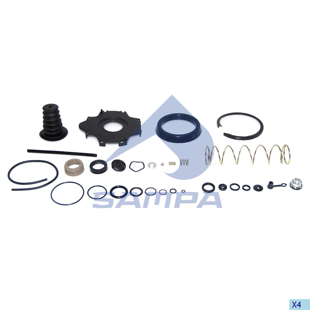 Repair Kit, Clutch Servo, Daf, Clutch