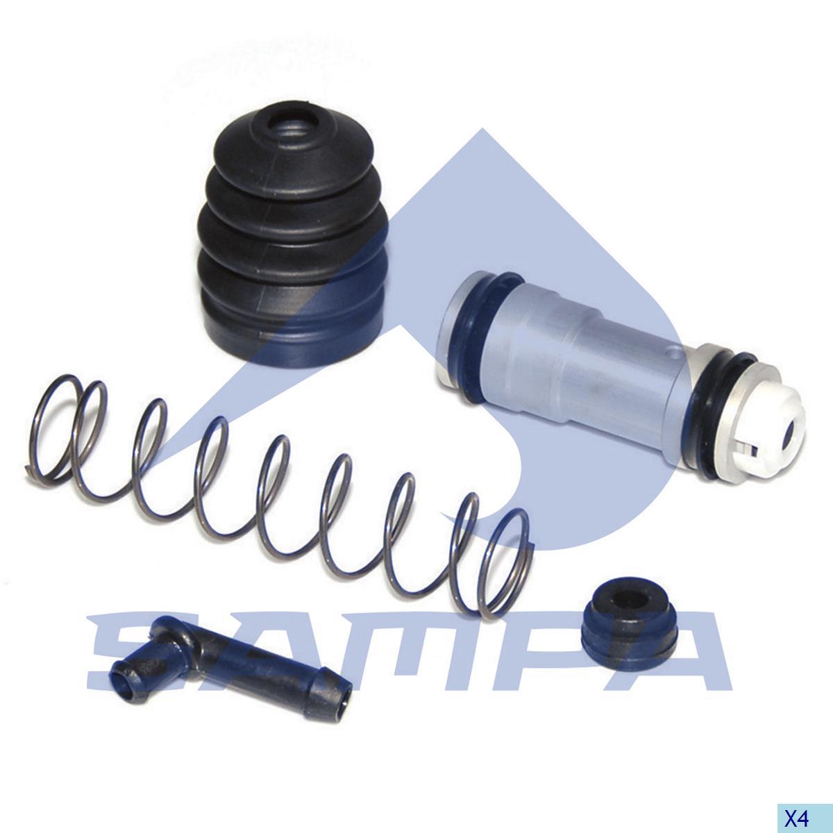 Repair Kit, Main Cylinder, Mercedes, Clutch