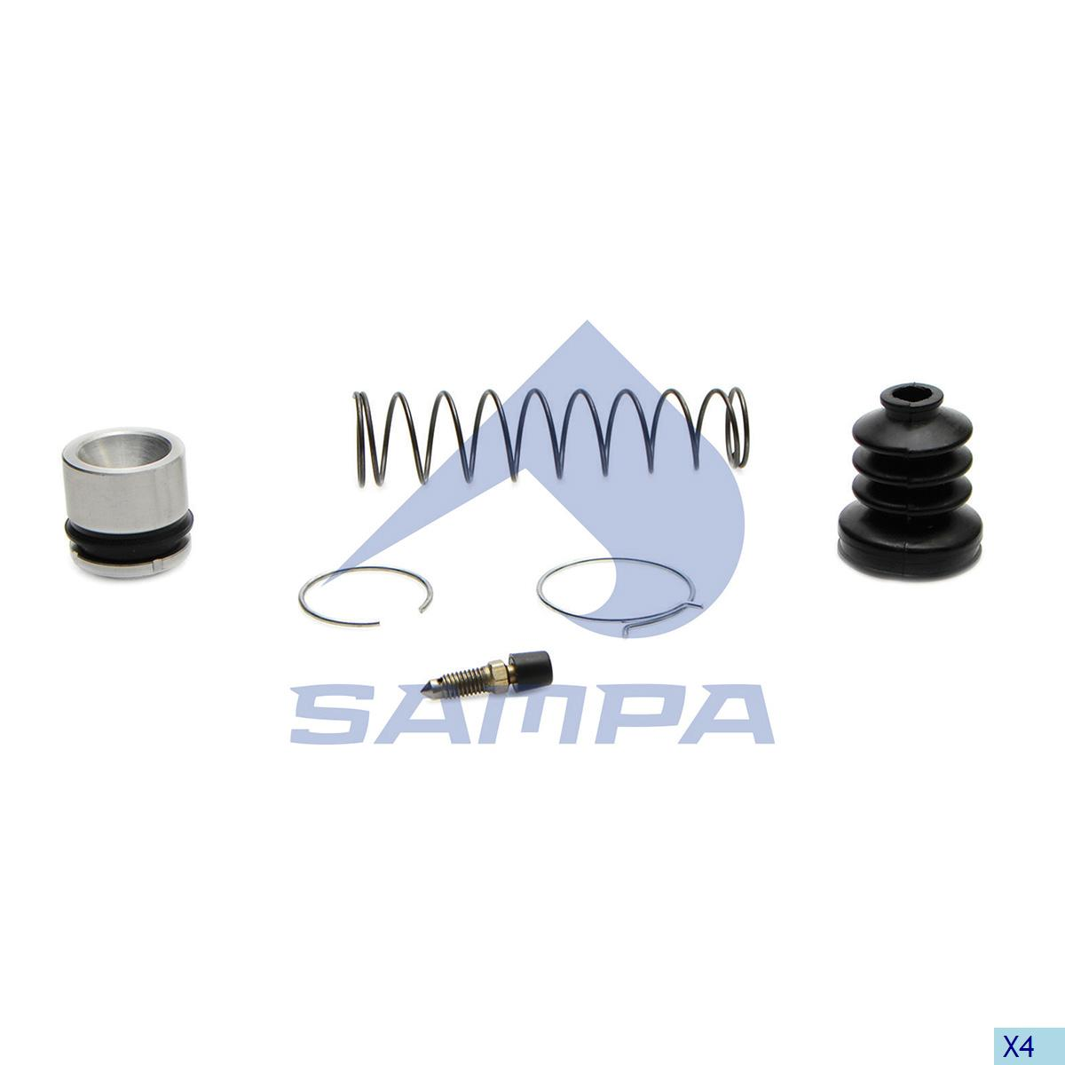 Repair Kit, Main Cylinder, Mercedes, Clutch