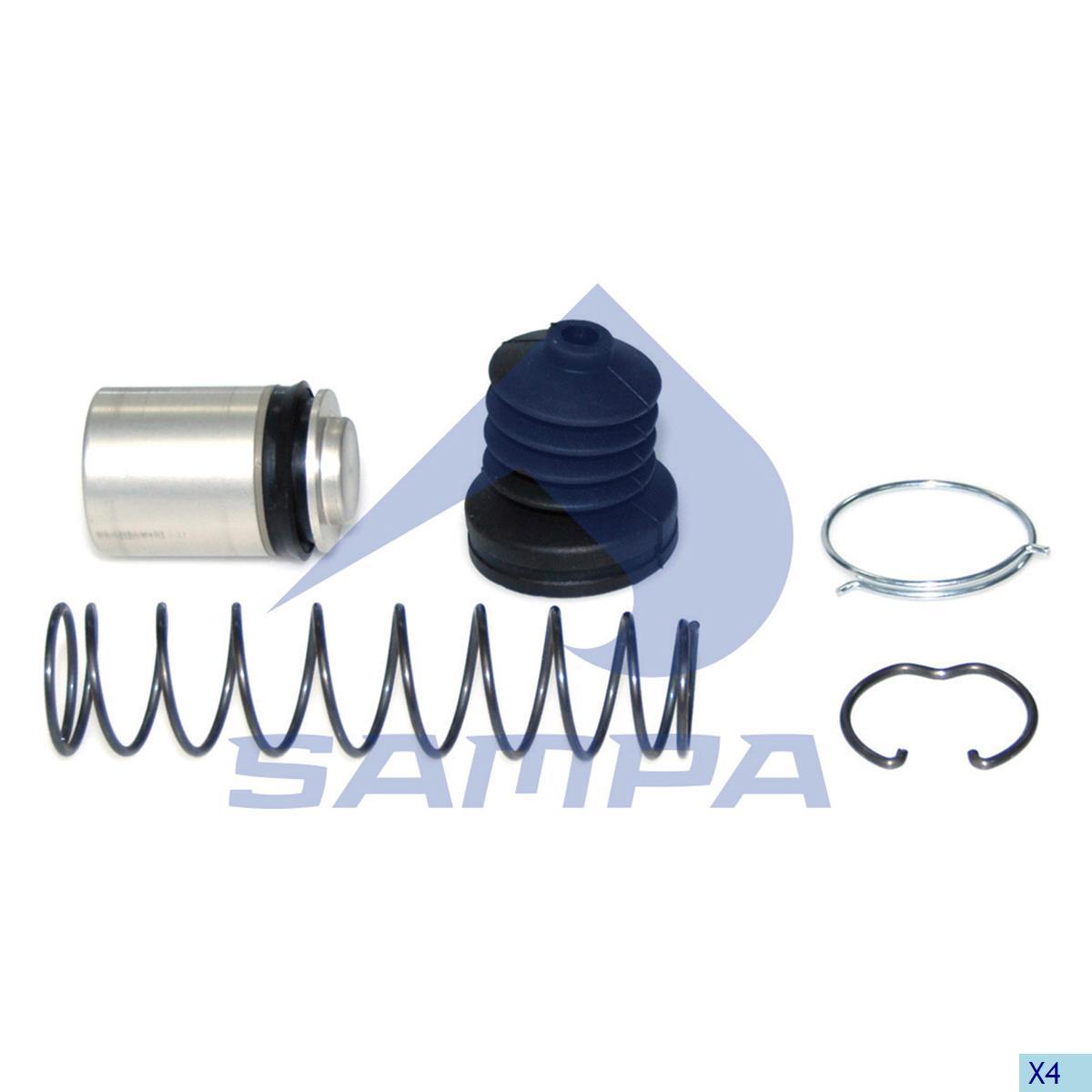 Repair Kit, Main Cylinder, Scania, Clutch