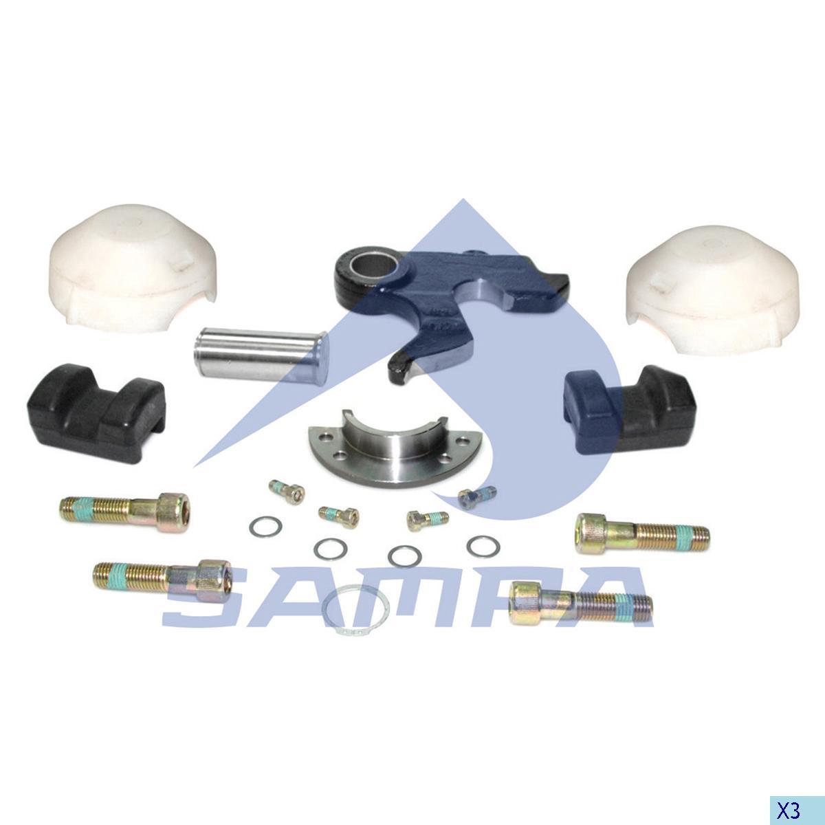Repair Kit, Fifth Wheel, Complementary Equipment