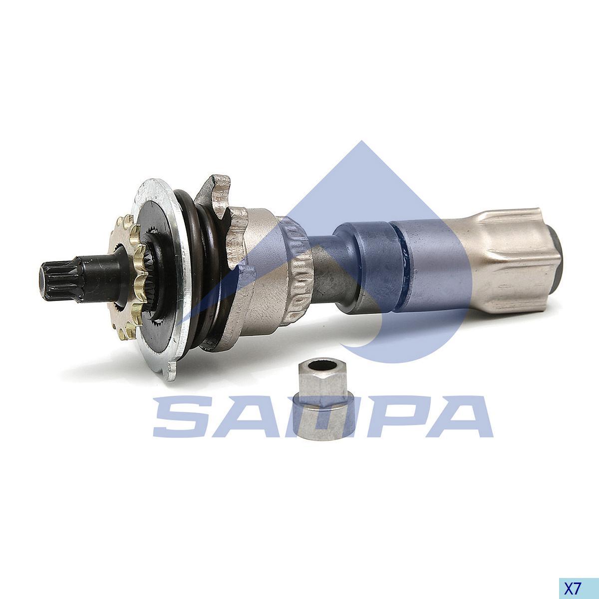 Adjusting Mechanism, Brake Caliper, Brake Caliper Parts, Brake
