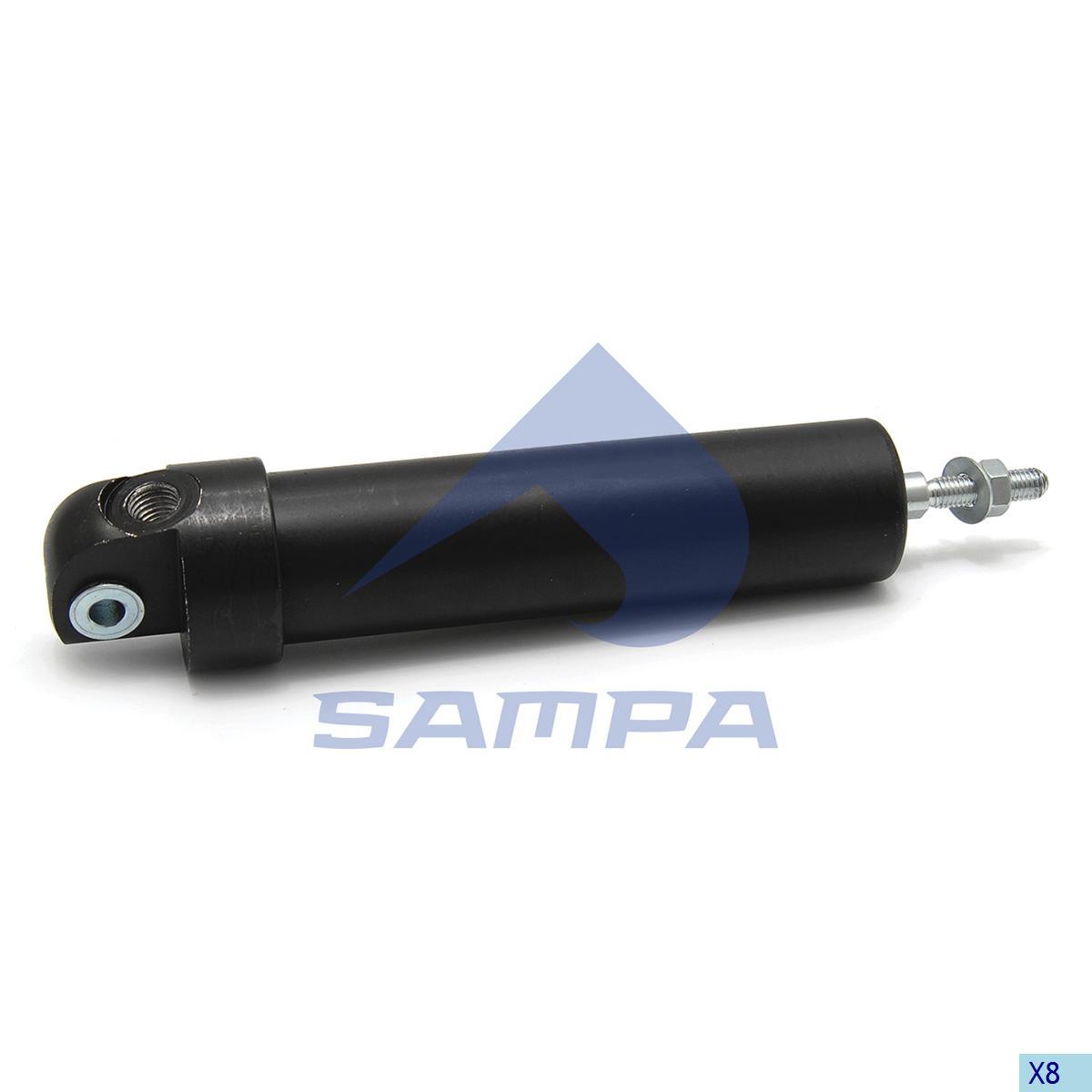 Cylinder, Accelerator Pedal, Daf, Engine