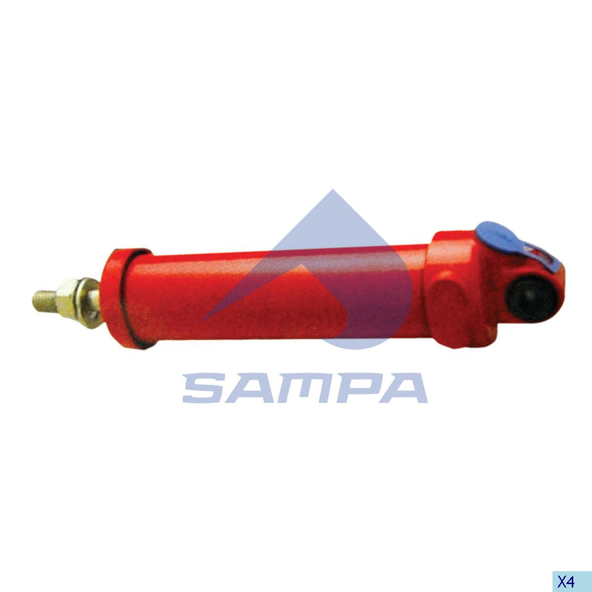 Cylinder, Injection Pump, Universal, Engine