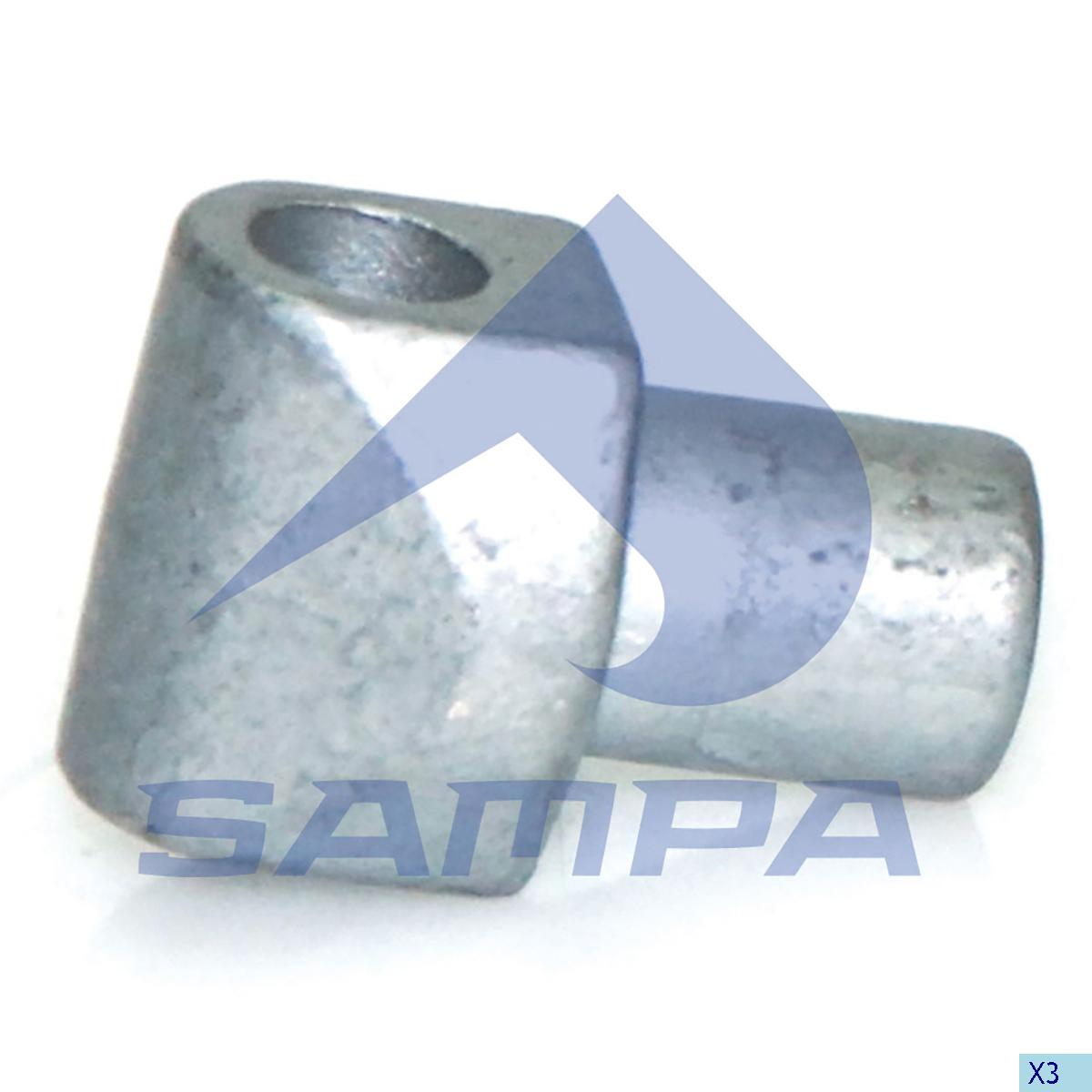 Spring Arm, Trailer Coupling, Ringfeder, Complementary Equipment