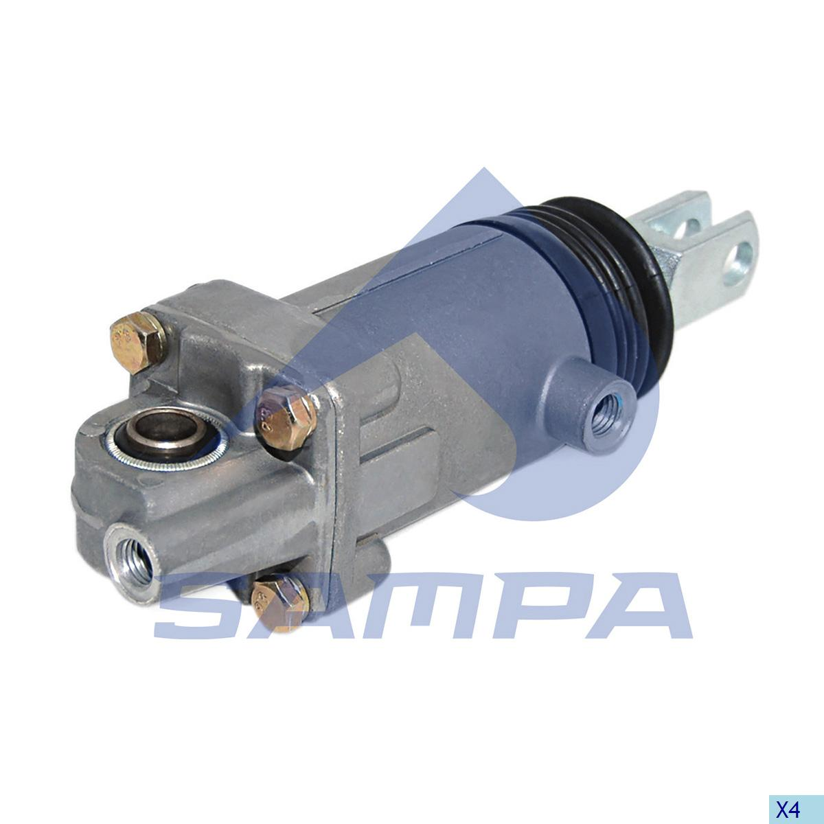 Cylinder, Gear Shift Control, Mercedes, Gear Box