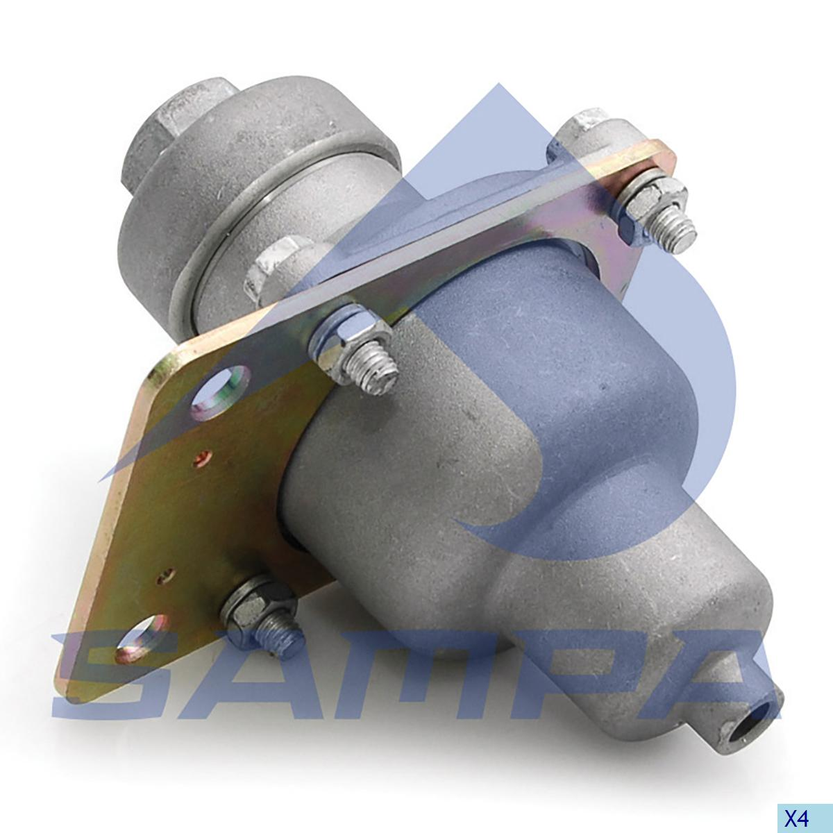 Drain Valve, Mercedes, Compressed Air System