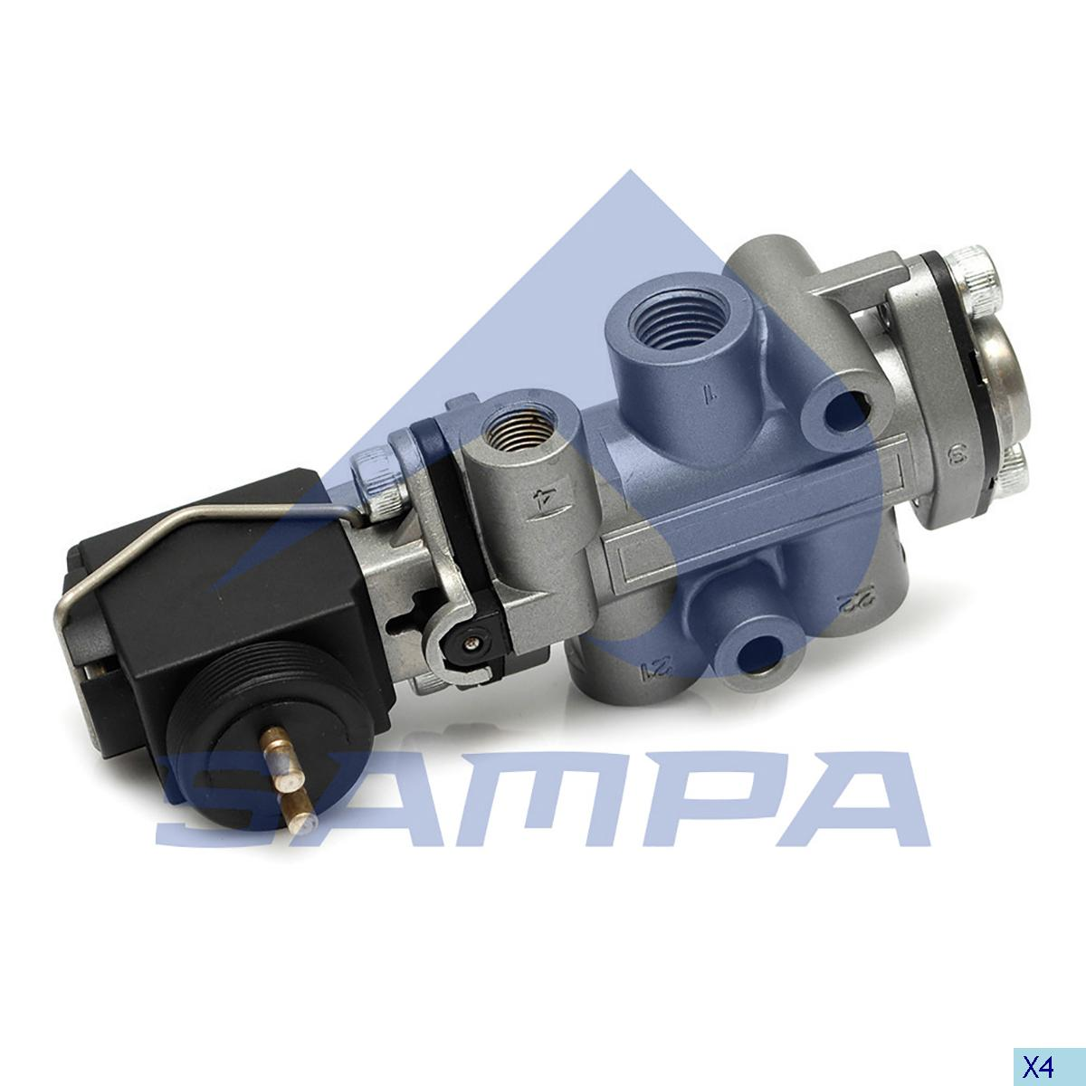 Valve, Gear Box Housing, Daf, Gear Box