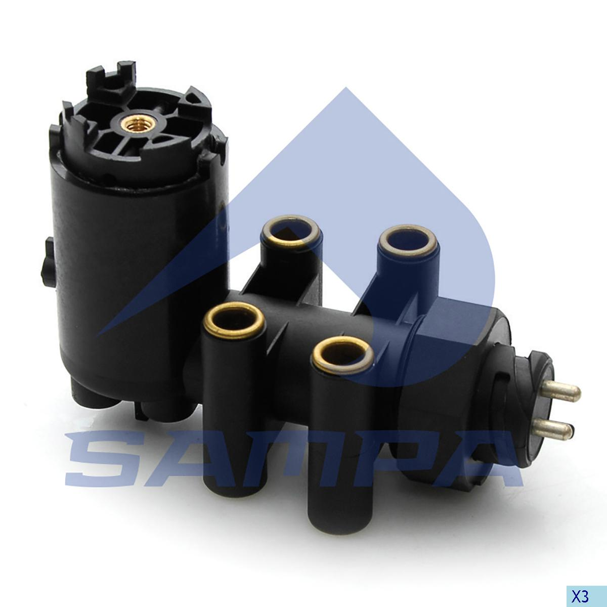 Levelling Valve, Mercedes, Compressed Air System
