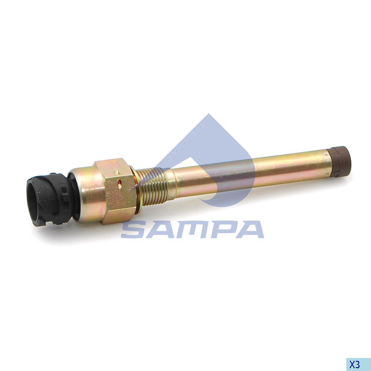 Impulse Sensor, Volvo, Electric System