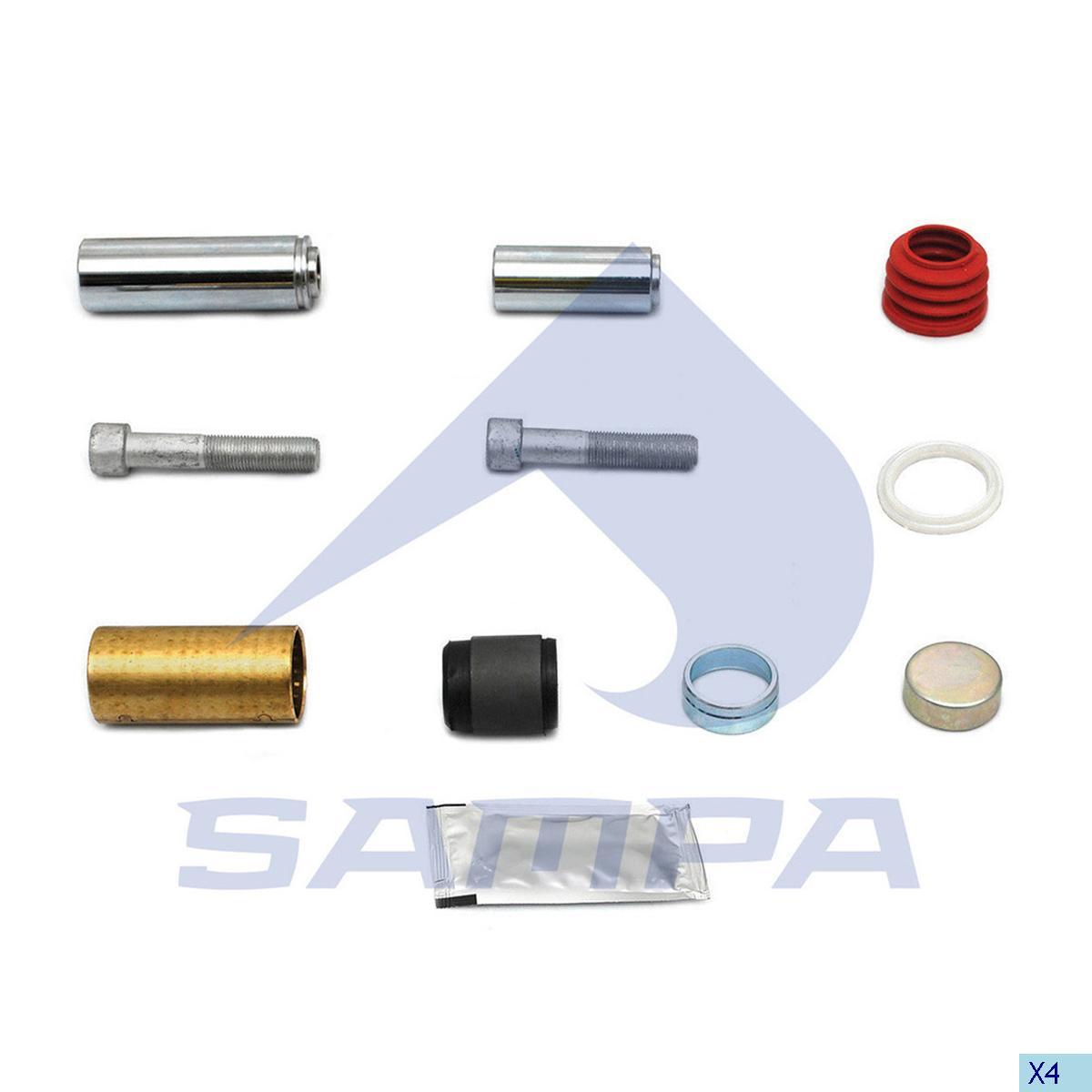 Repair Kit, Brake Caliper, Daf, Brake