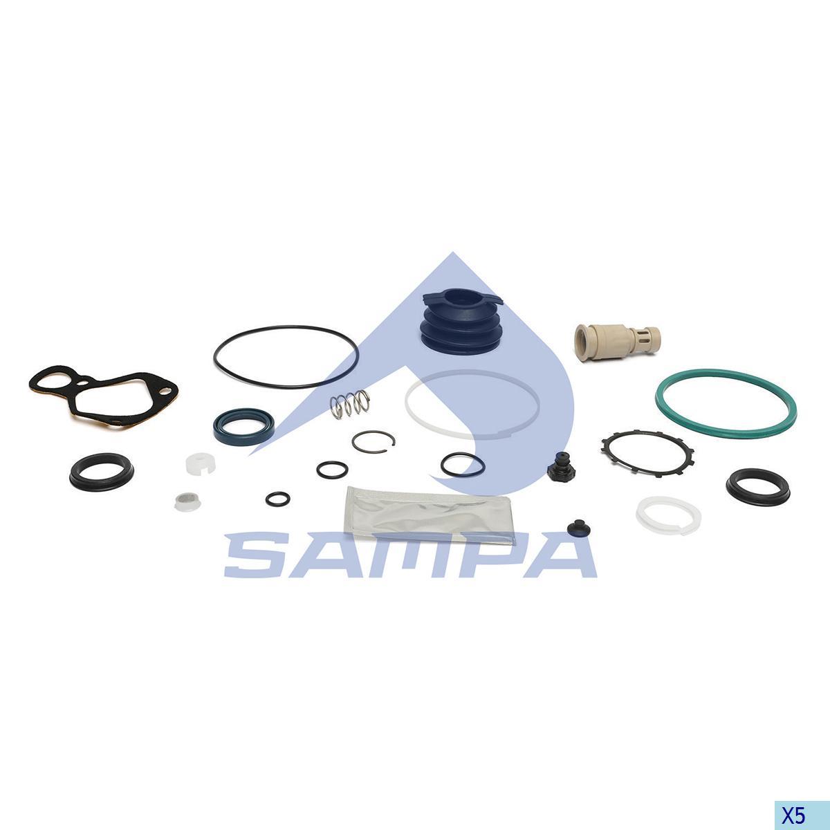 Repair Kit, Clutch Servo, Scania, Clutch