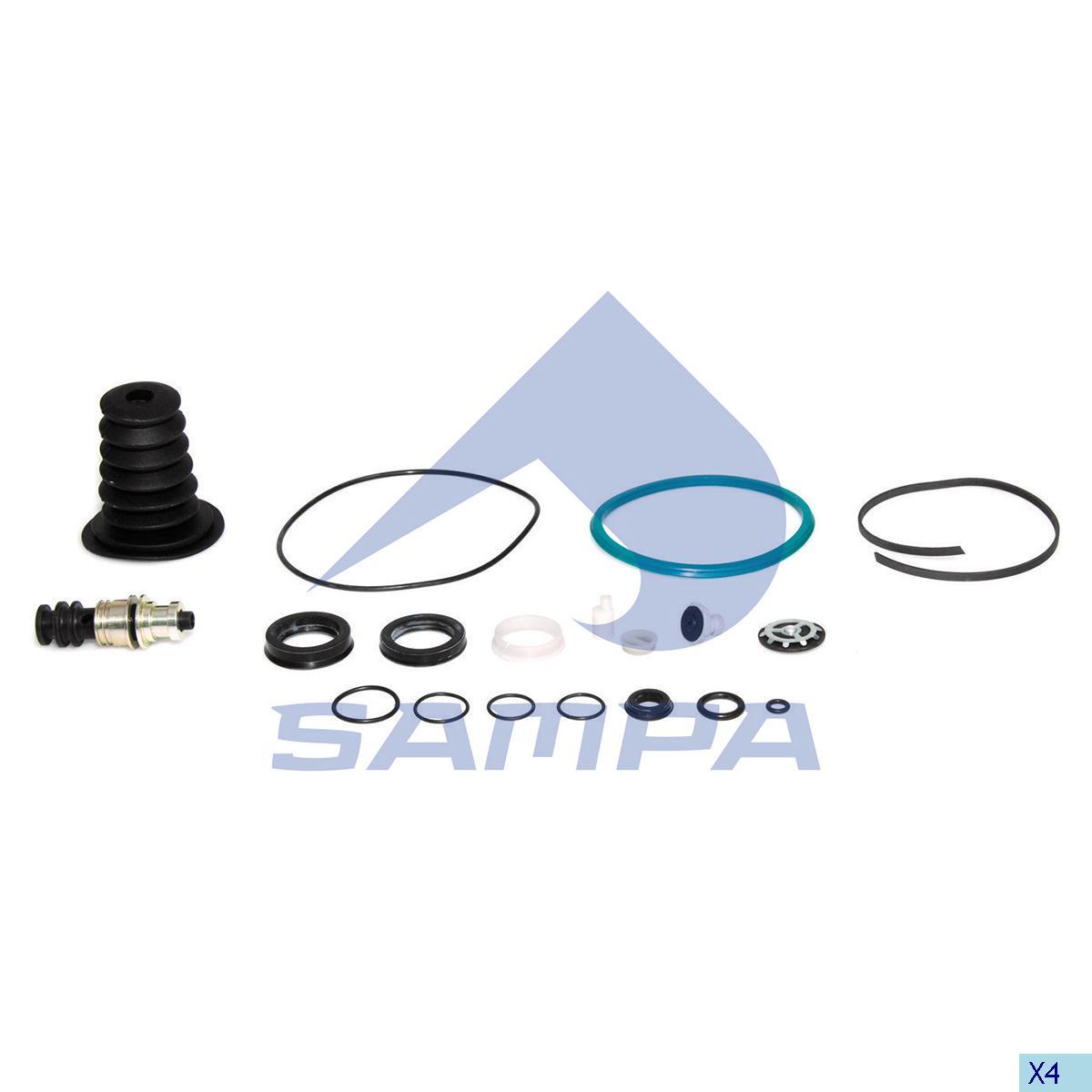 Repair Kit, Clutch Servo, R.V.I., Clutch