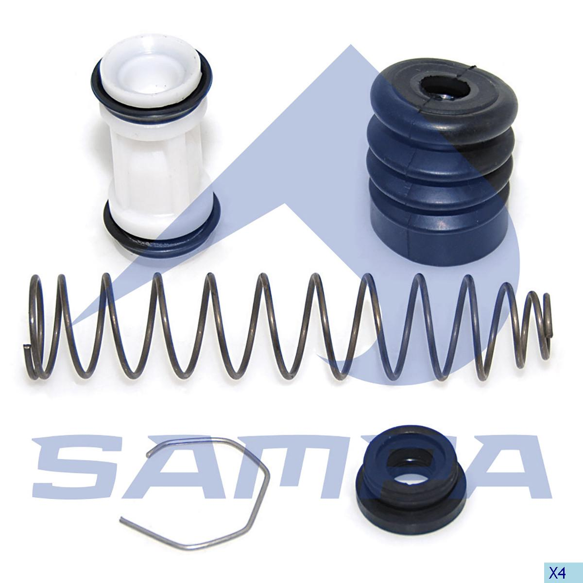 Repair Kit, Main Cylinder, Volvo, Clutch