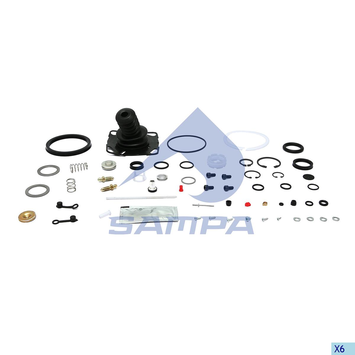 Repair Kit, Clutch Servo, Iveco, Clutch