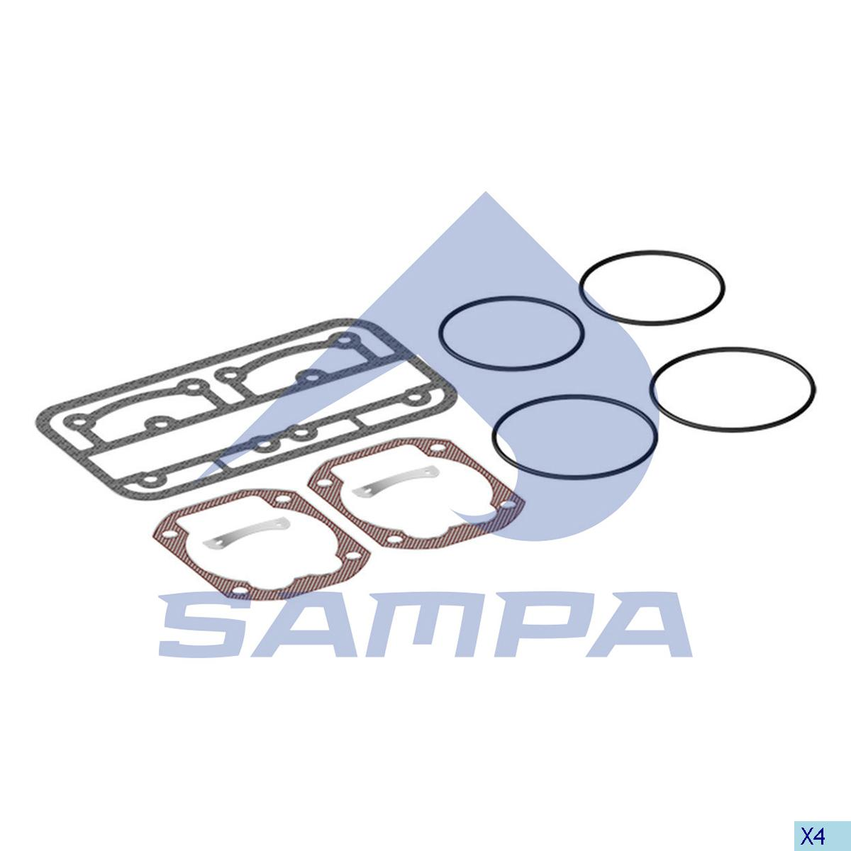 Gasket Kit, Compressor, Man, Compressed Air System