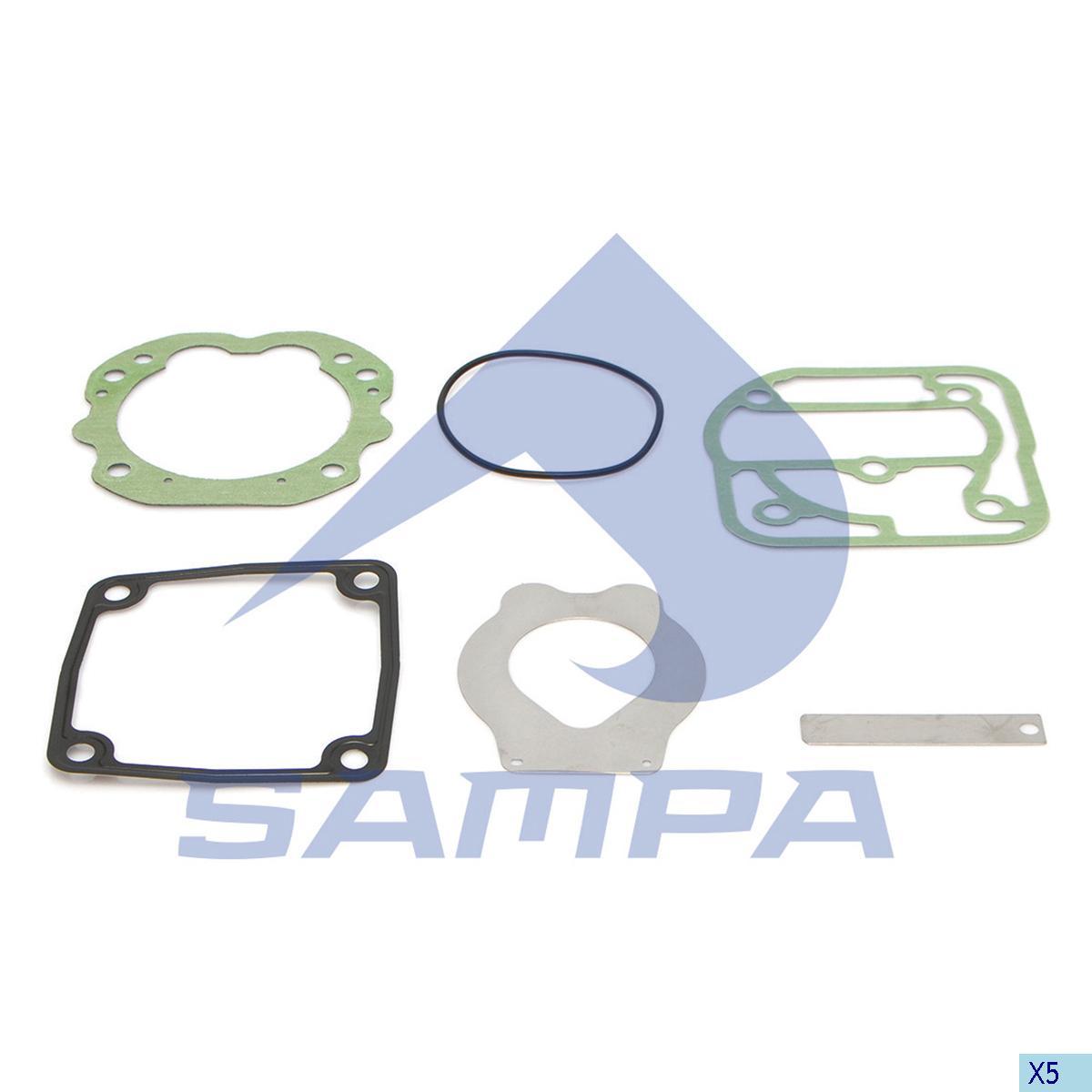 Repair Kit, Compressor, Man, Compressed Air System