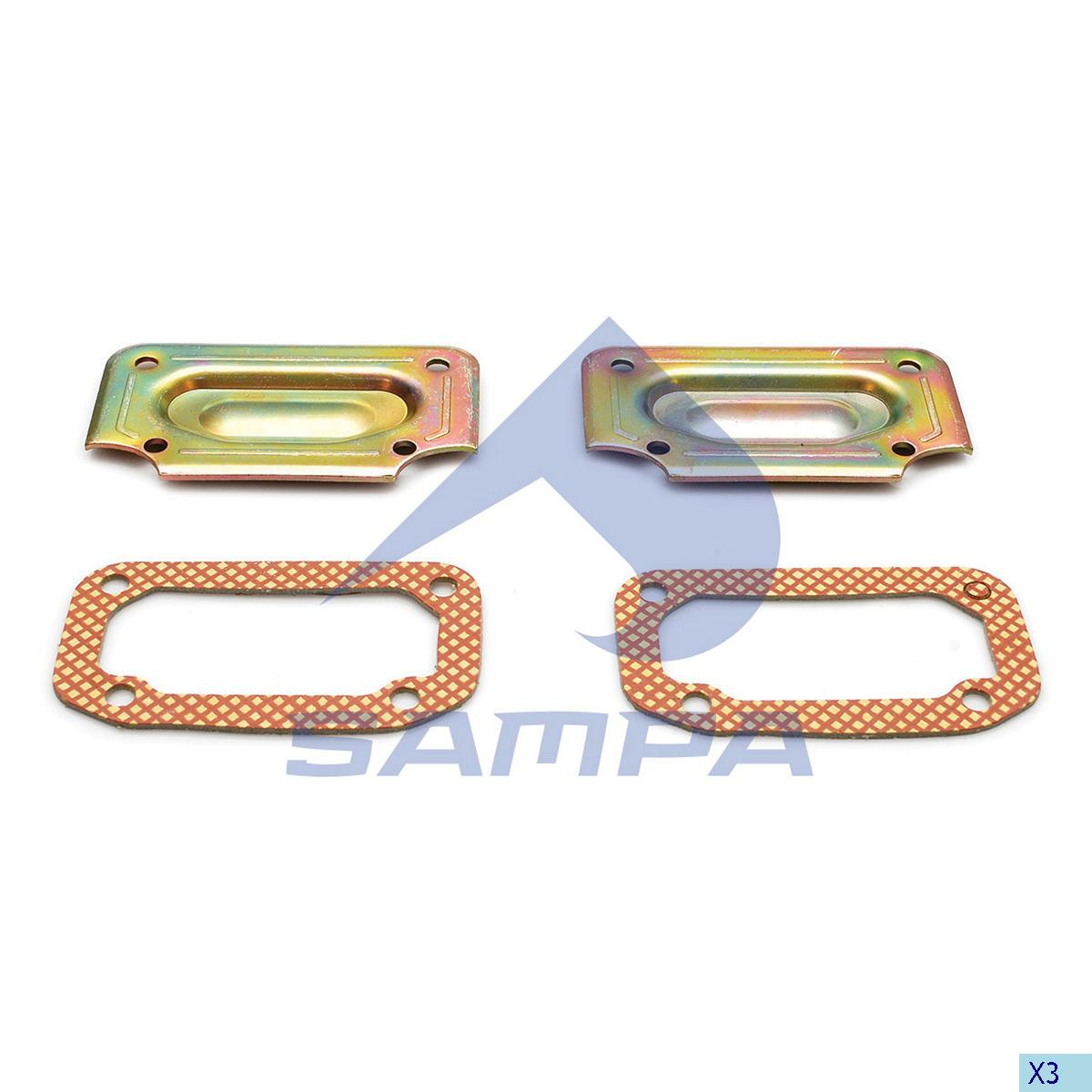 Repair Kit, Cylinder Block, R.V.I., Compressed Air System