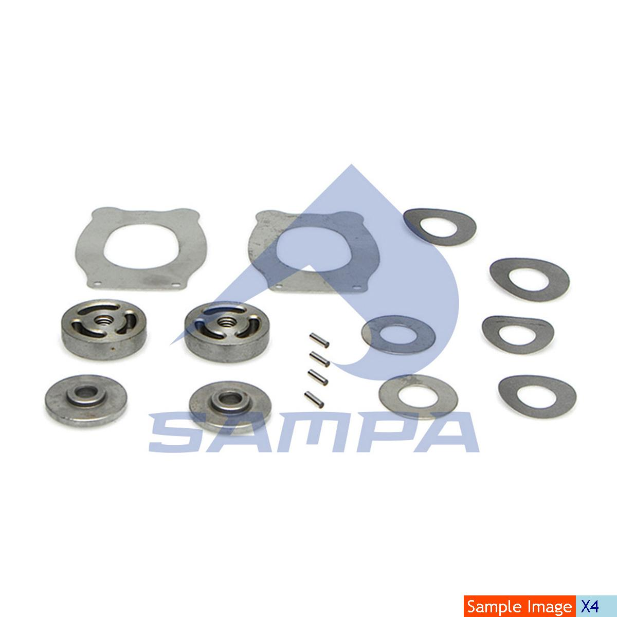 Repair Kit, Cylinder Head, Iveco, Compressed Air System