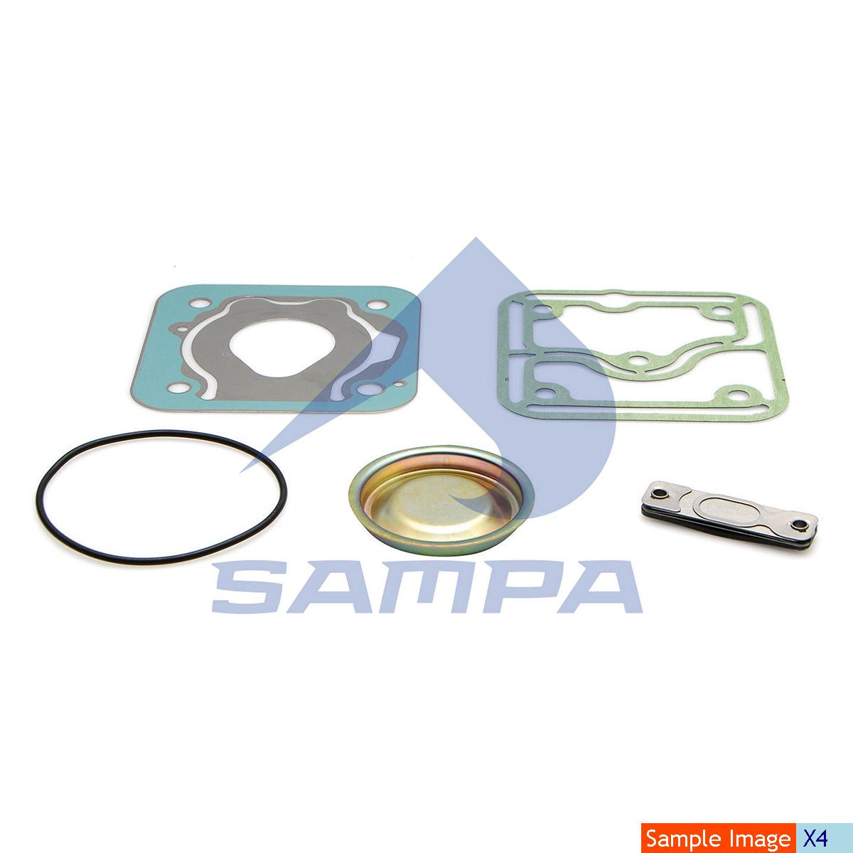 Repair Kit, Compressor, Mercedes, Compressed Air System