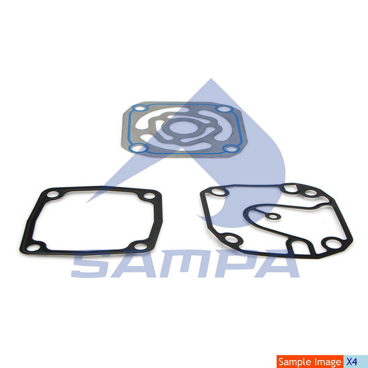 Gasket Kit, Compressor, Iveco, Compressed Air System