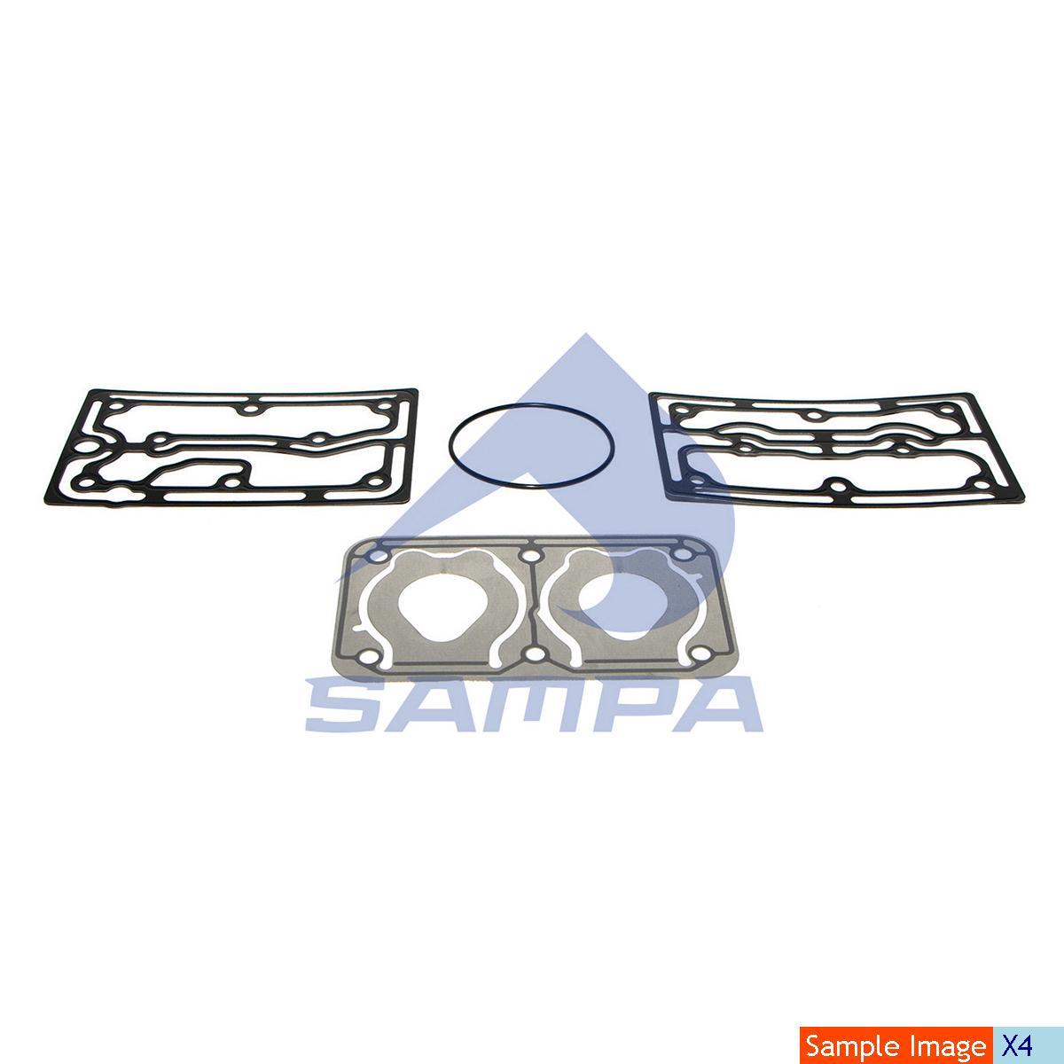 Gasket Kit, Compressor, Mercedes, Compressed Air System