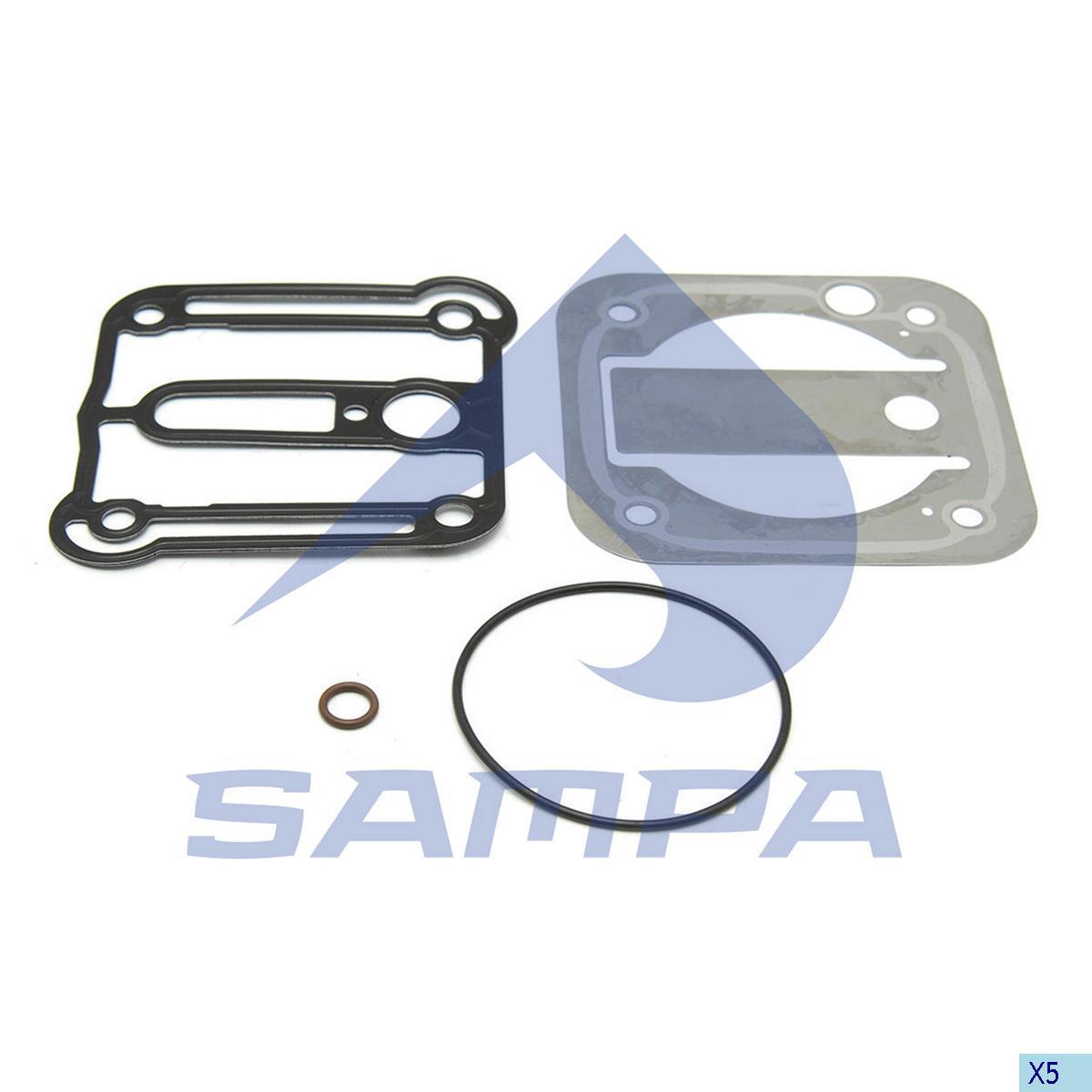 Gasket Kit, Compressor, Man, Compressed Air System