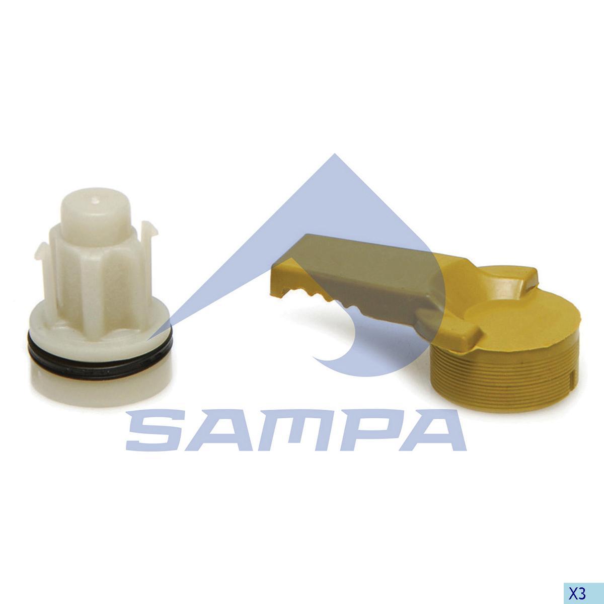 Repair Kit, Brake Caliper, Krone, Brake