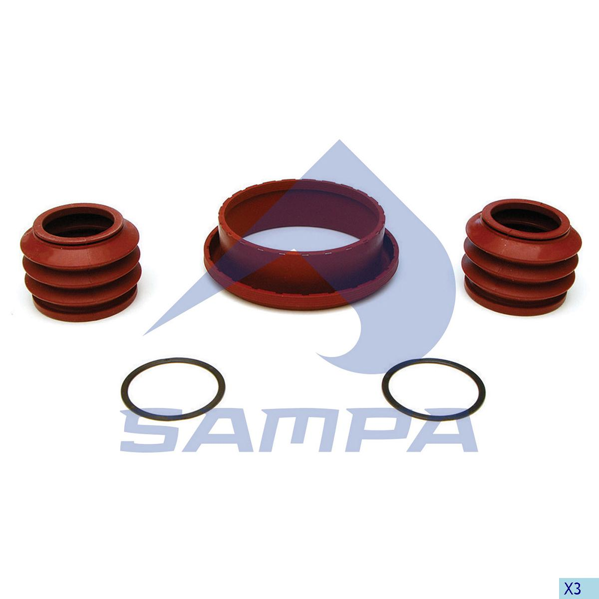 Repair Kit, Brake Caliper, Sauer, Brake
