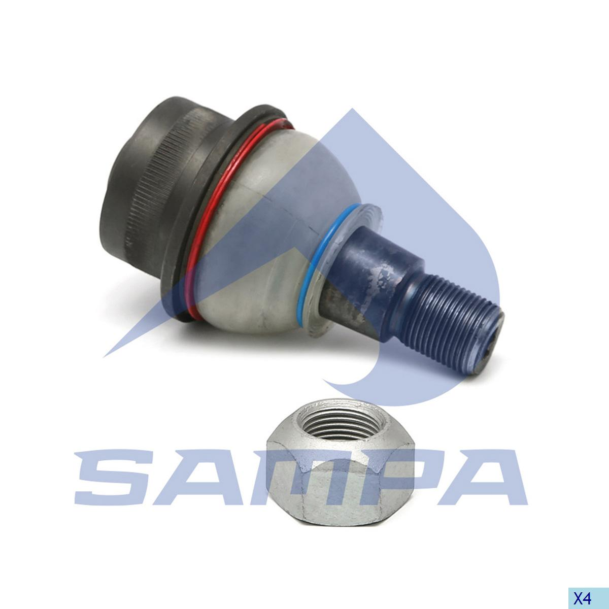Ball Joint, Mercedes, Steering