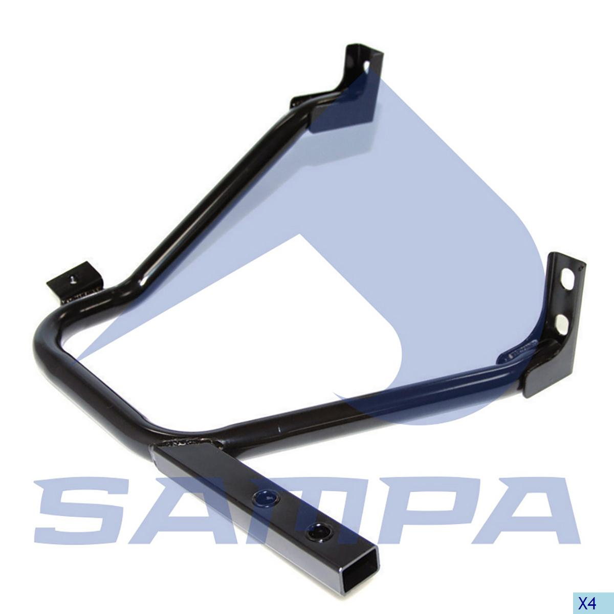 Bracket, Step, Volvo, Cab