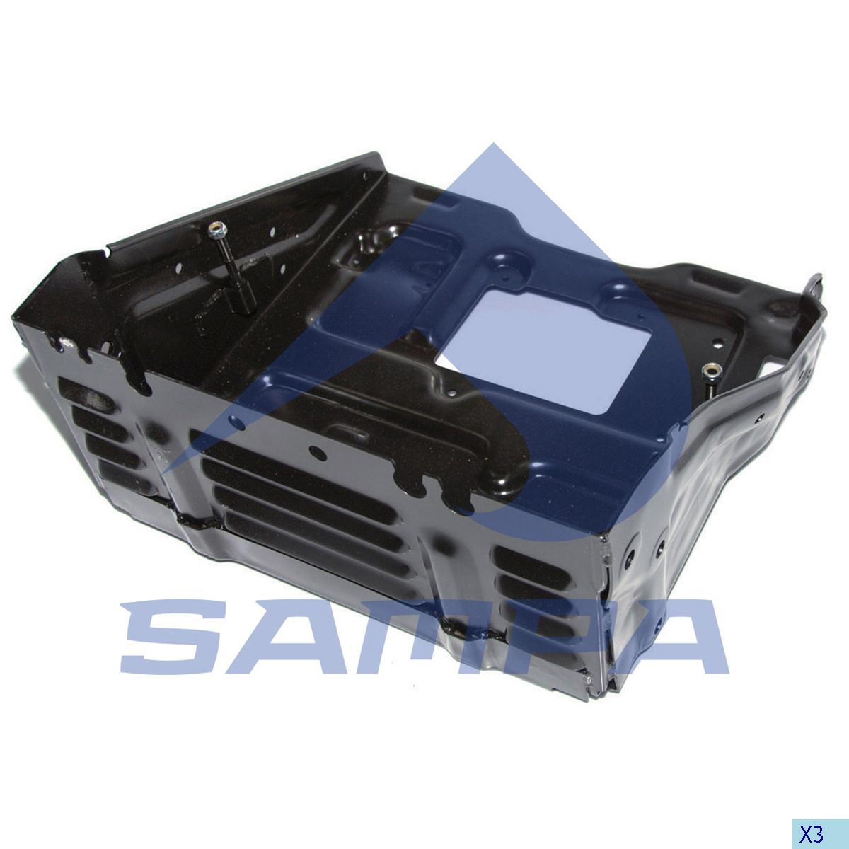 Box, Battery, Scania, Electric System